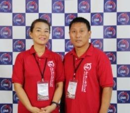 미얀마 곽현섭,성화 협력 선교사