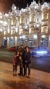 쿠바 가족사진